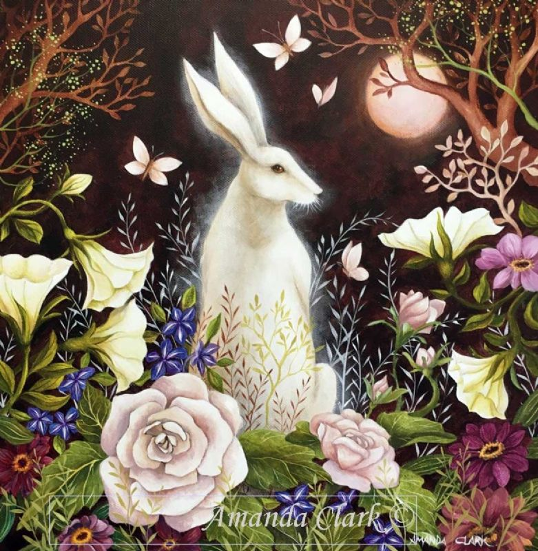 Language of Flowers (2019) - Amanda Clark